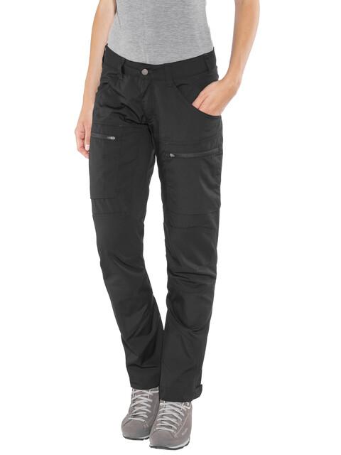 Lundhags Lockne - Pantalones de Trekking Mujer - negro